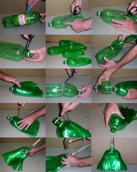 recycler bouteille